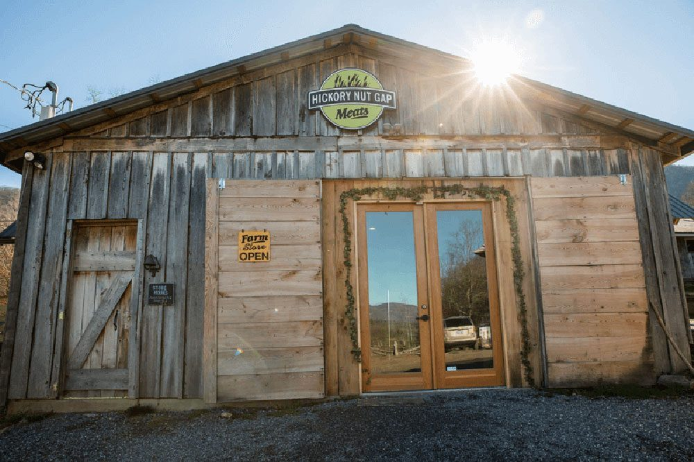 Hickory Nut Gap Farm Store