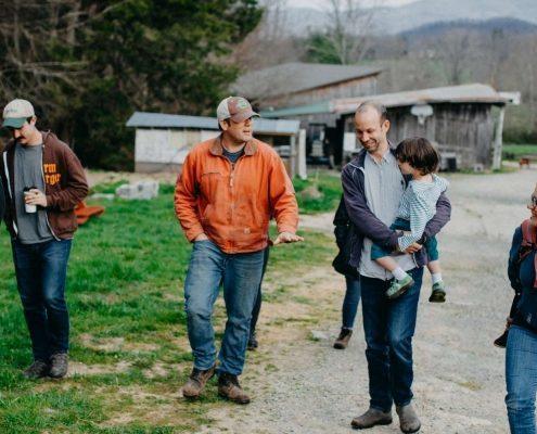 free farm tour open house