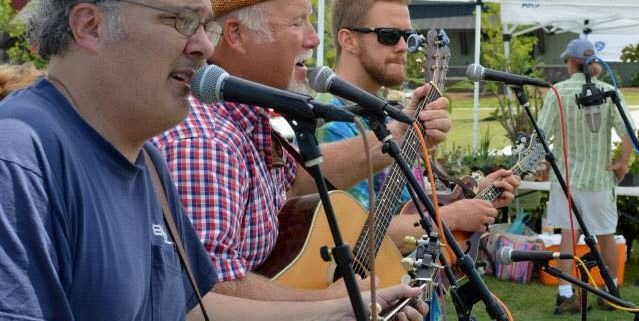 West End String Band Friday Night Barn Dance Hickory Nut Gap May 24 2019