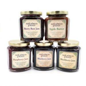 five flavors of imladris jams